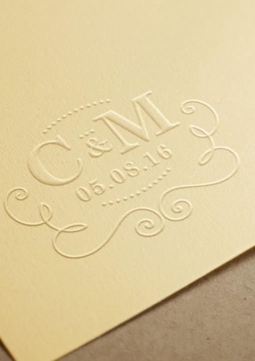 Convite de Casamento ❤ Prata